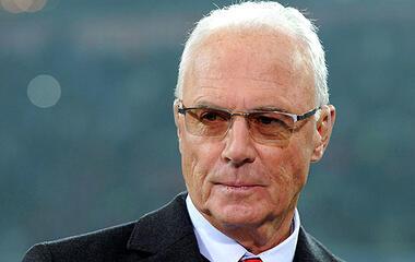 Franz Beckenbauer, Ambassador