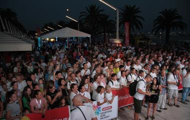 22nd Plazma Youth Sports Games Closing Ceremony held in Split