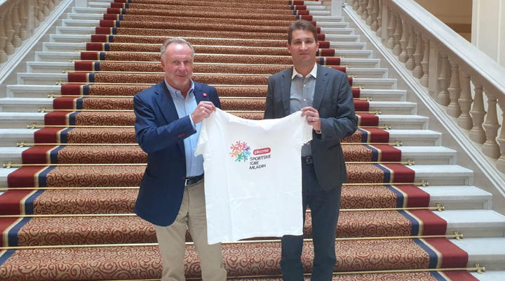 Karl Heinze Rummenigge new YSG Ambassador