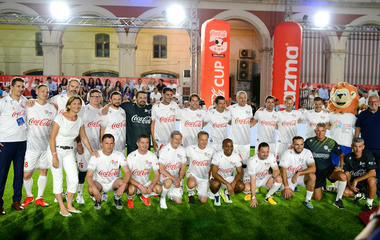 25 years of Plazma Youth Sports Games: Sports and entertainment spectacle in Split