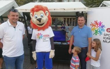 We celebrated the Croatian Olympic Day in Daruvar