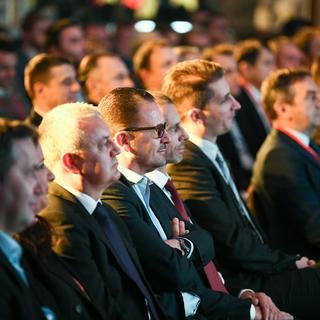 UEFA President proclaimed ambassador of Youth Sports Games