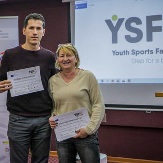Youth Sports Fair Chance / Serbia 2020